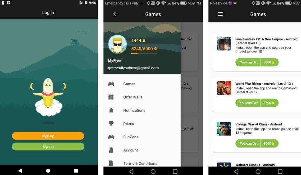 bananatic app earn free credits