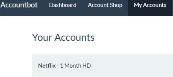 netflix accountbot