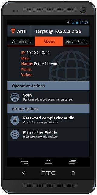 zanti hack wifi password android app
