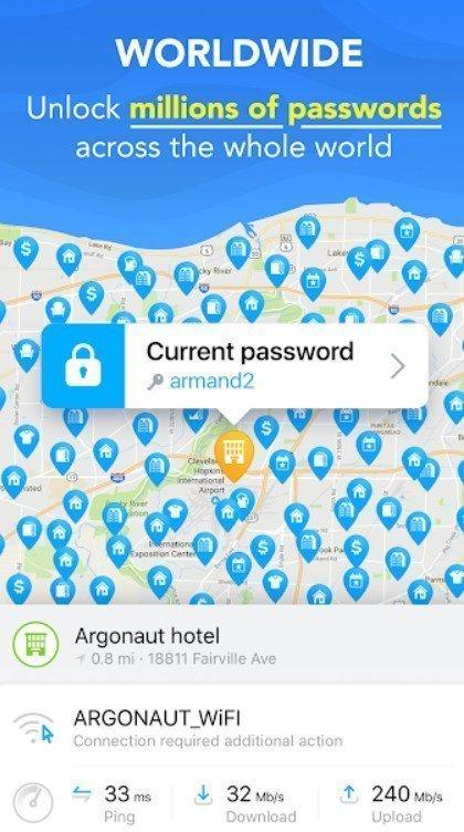 wifimap free wifi password app
