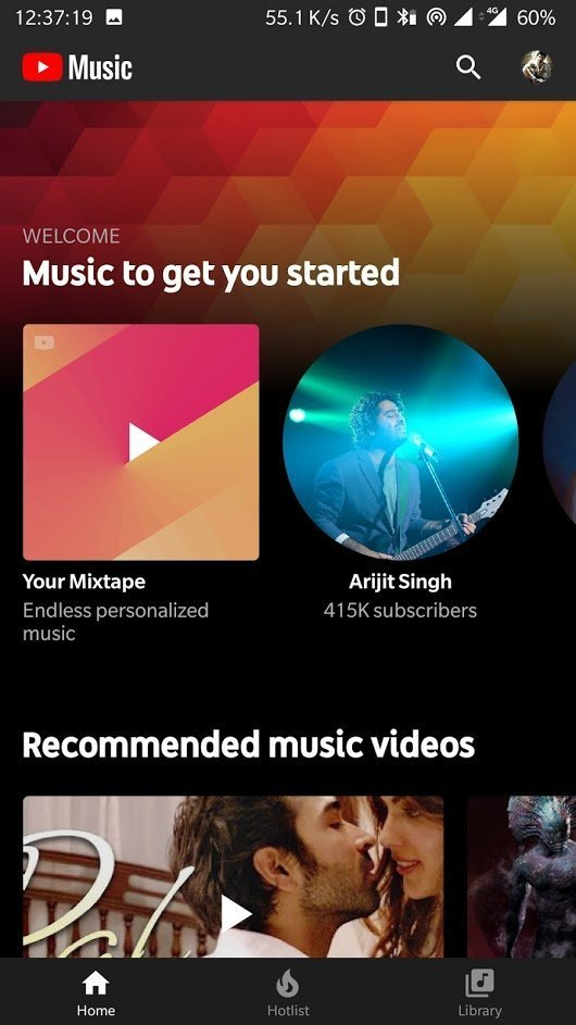 youtube music mod premium