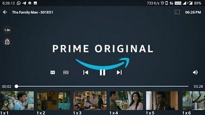 amazon prime video original mod apk
