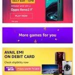 (12th Nov) Amazon Quiz Answers – Win GoPro Hero 7 & Seagate 5TB Hard Disk